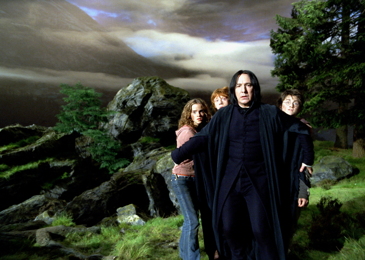 Everything You Need To Know About The Harry Potter Universe