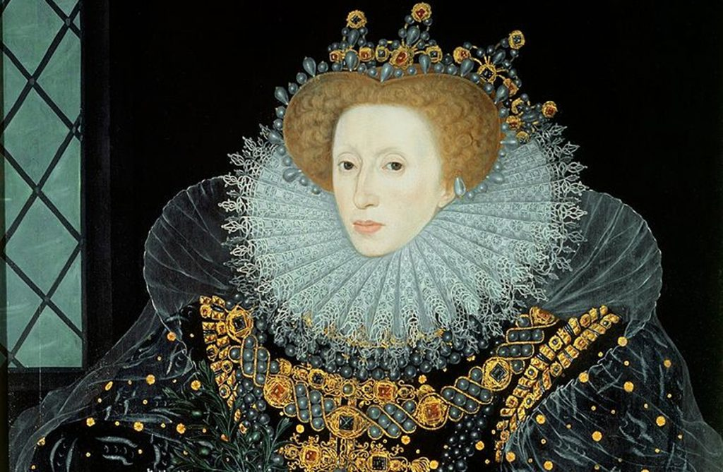 queen elizabeth i a feminine ruler