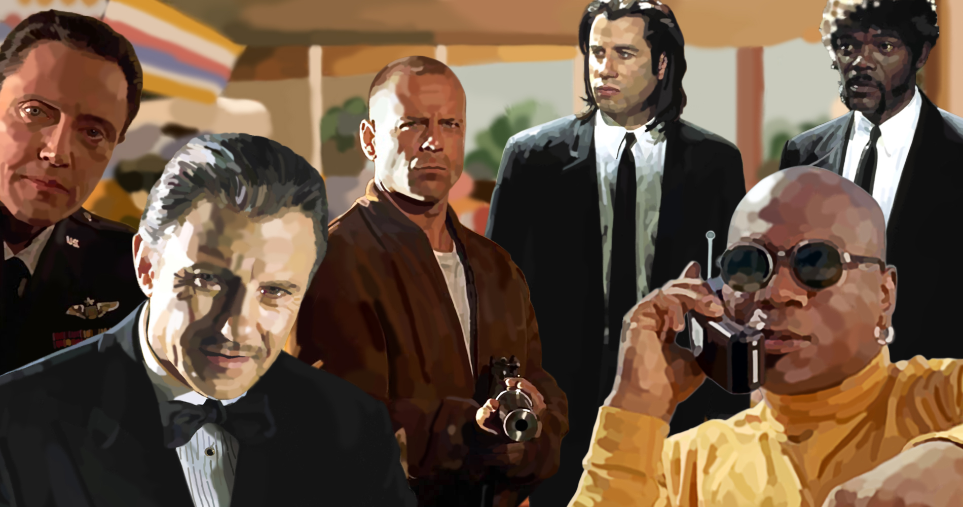 quentin tarantinos manipulation of time in pulp fiction Quentin tarantino talks audience manipulation in exclusive clip 'pulp fiction' director sits down with 'grindhouse' collaborator robert rodriguez to talk movies for.
