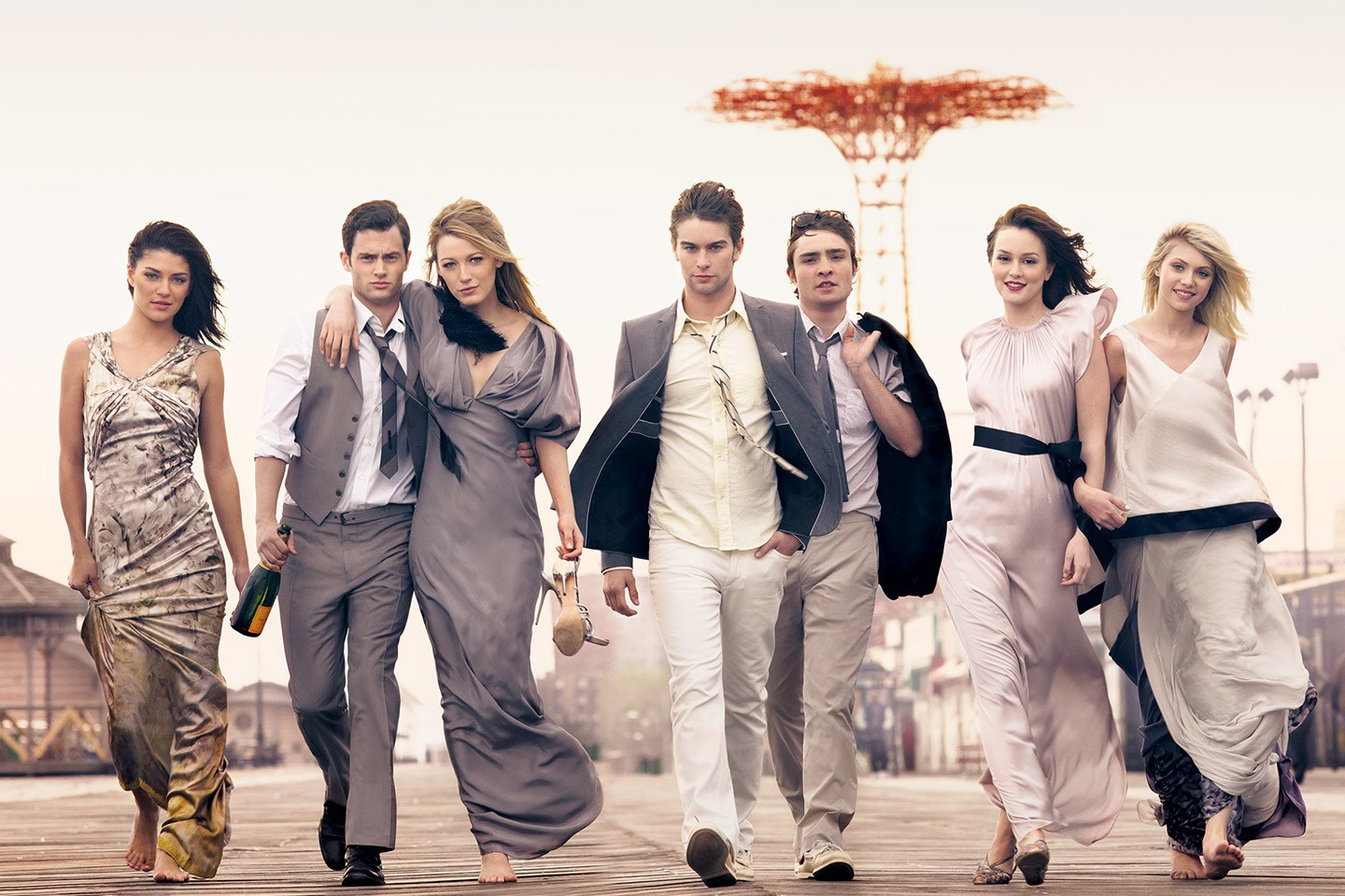 Gossip Girl: actors and roles. What do actors have in common with their characters