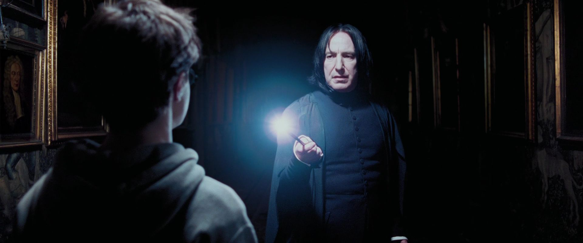 Snape Harry Potter Facts