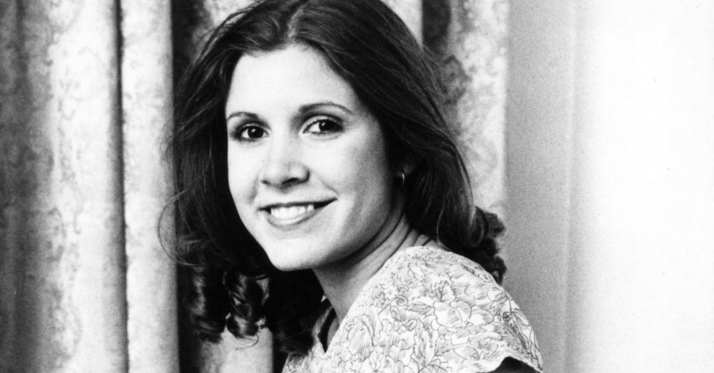 25 Out of this World Facts About Carrie Fisher