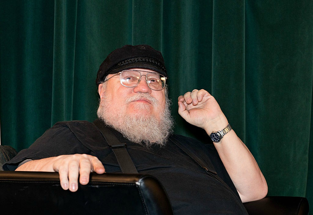 George R.R. Martin Facts
