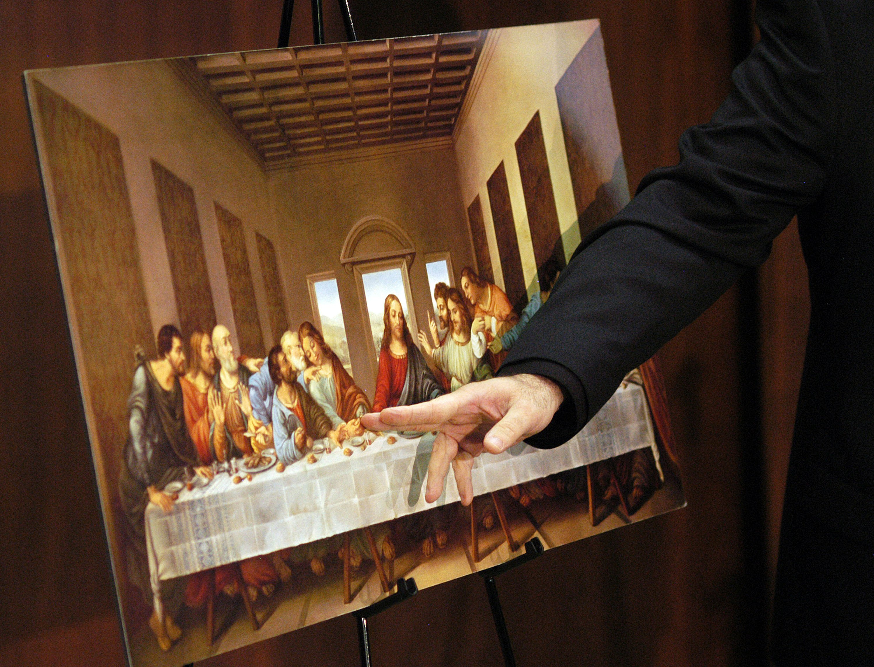 Priceless Works Of Art facts