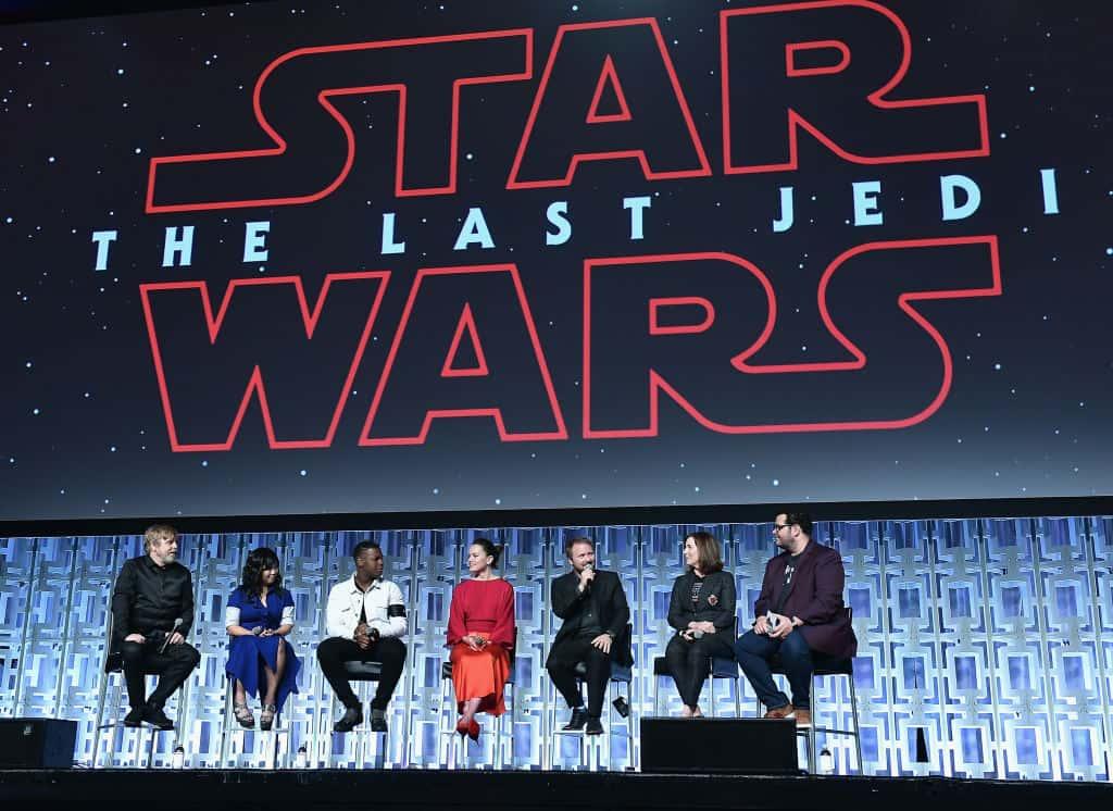 Star Wars: The Last Jedi Facts
