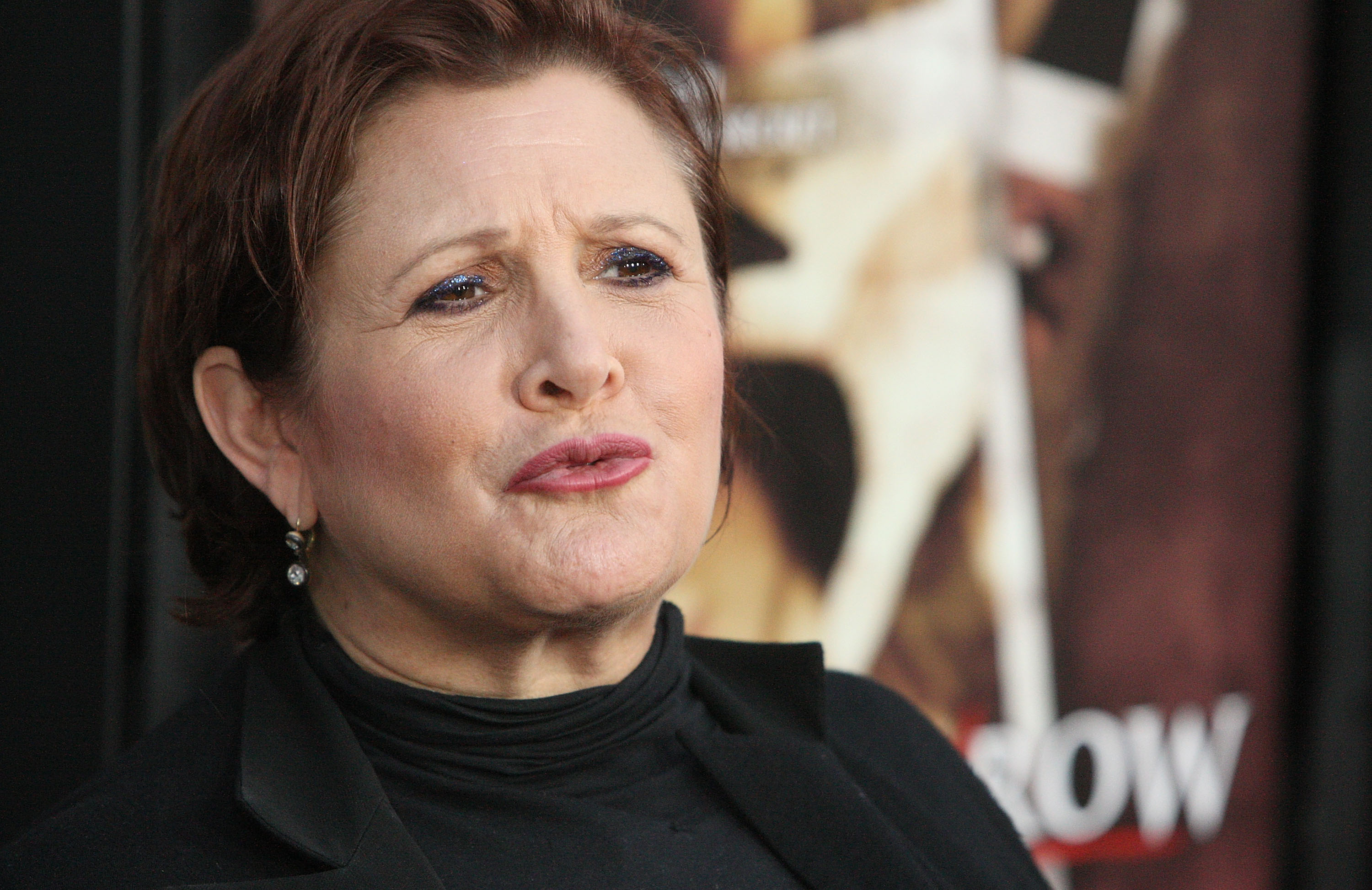 Carrie Fisher facts