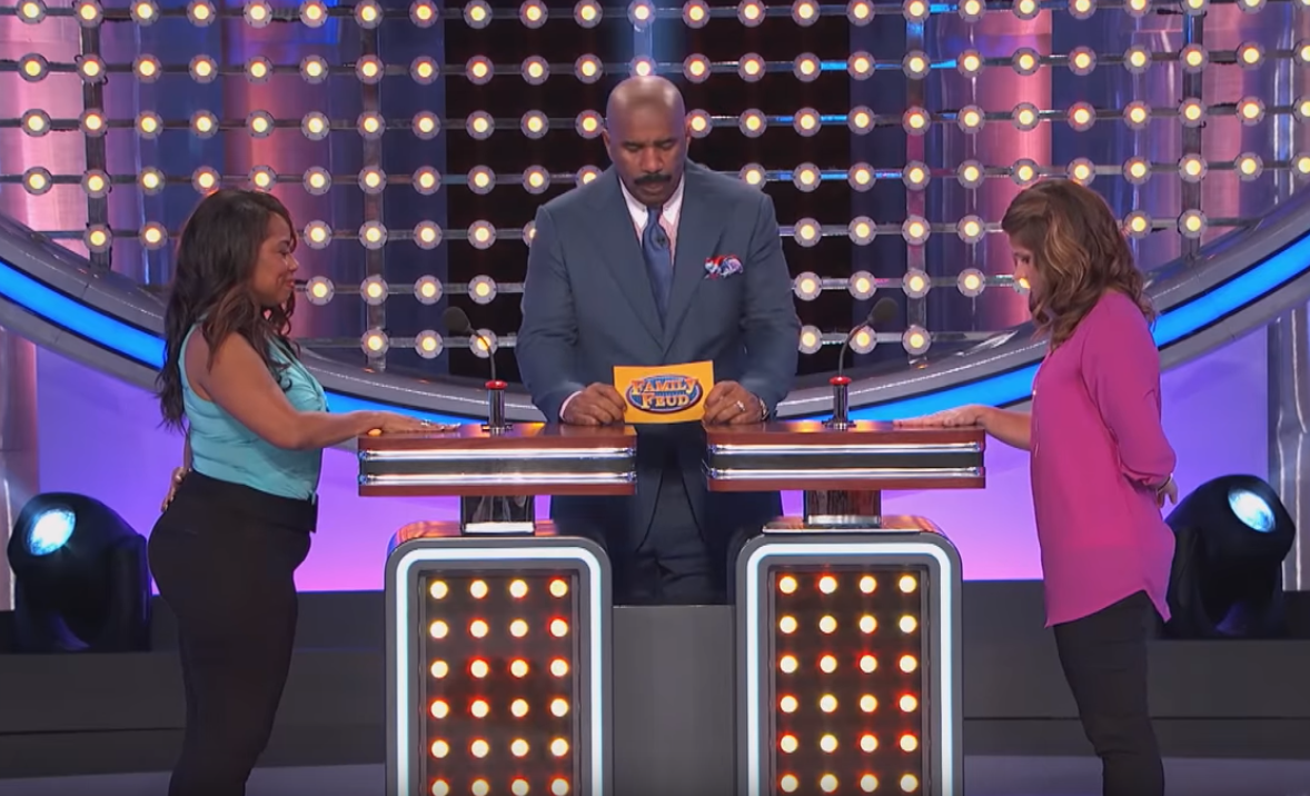 Family Feud facts