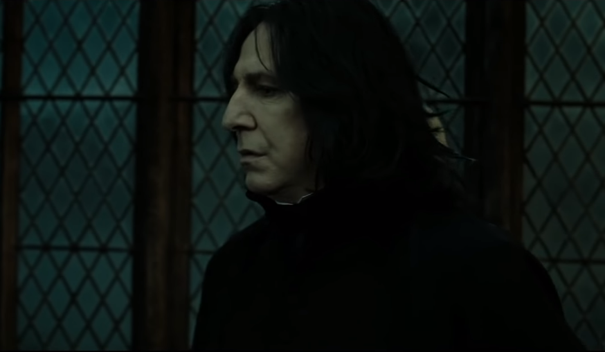 Professor Snape Facts
