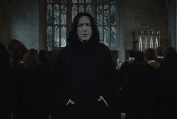 Professor Snape Facts