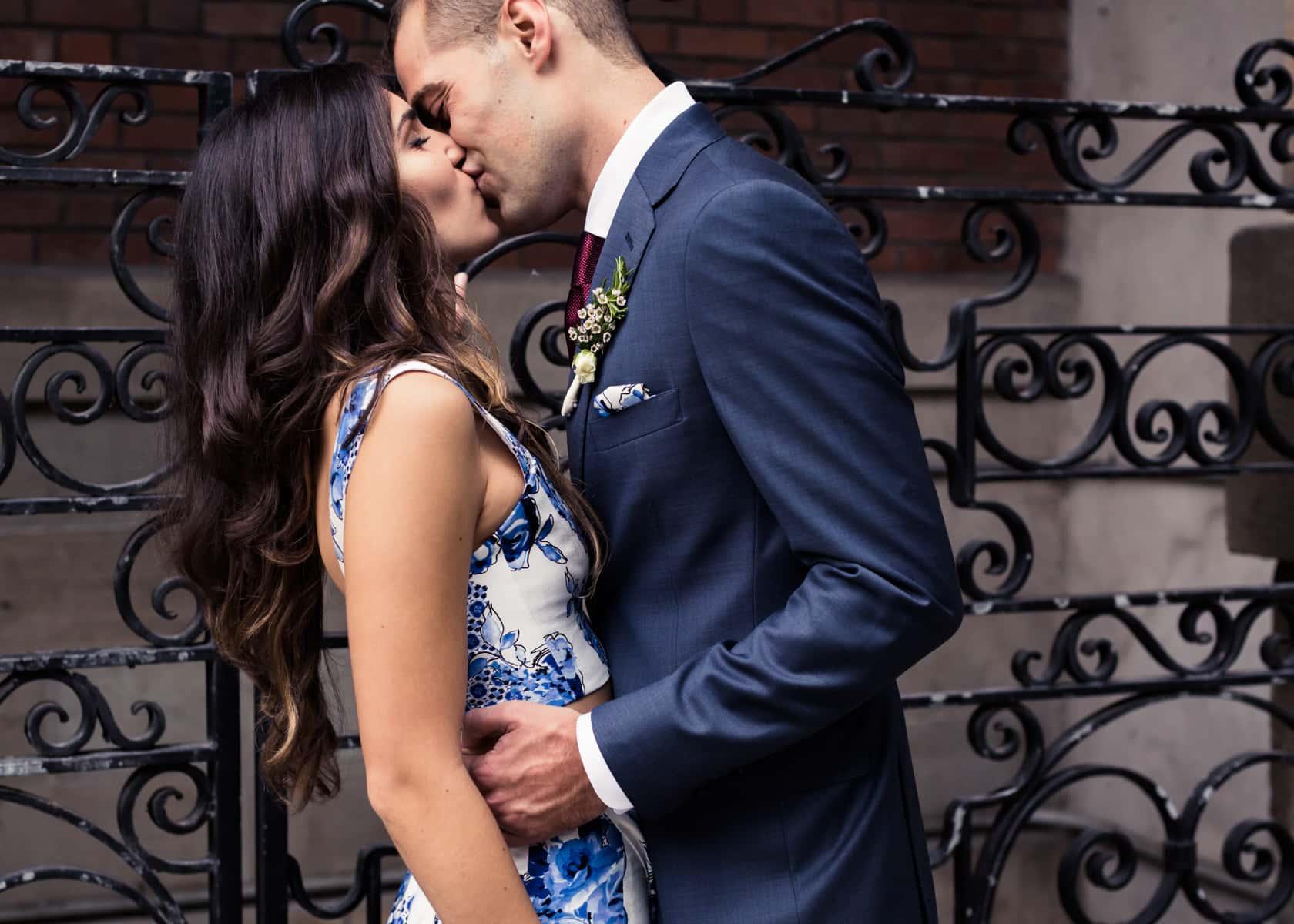 Josué Prince Wedding Photo