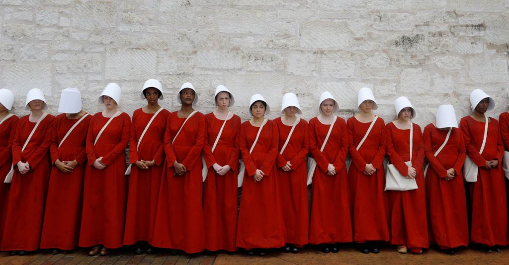 30 Fierce Facts About The Handmaid's Tale