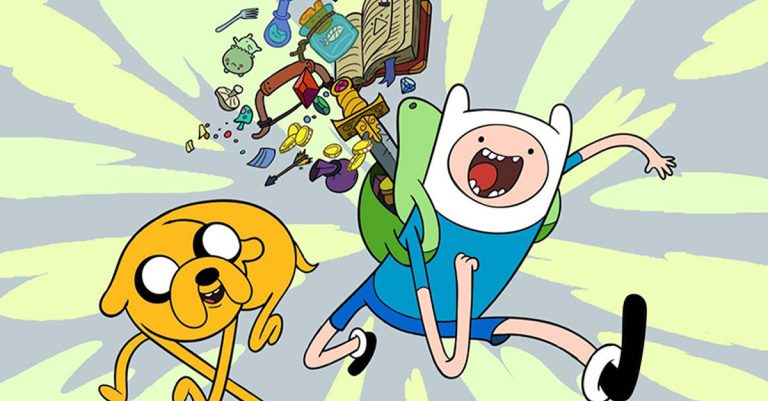 Adventure Time facts