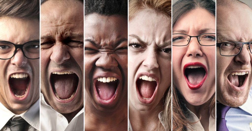 43 Raging Facts About Anger