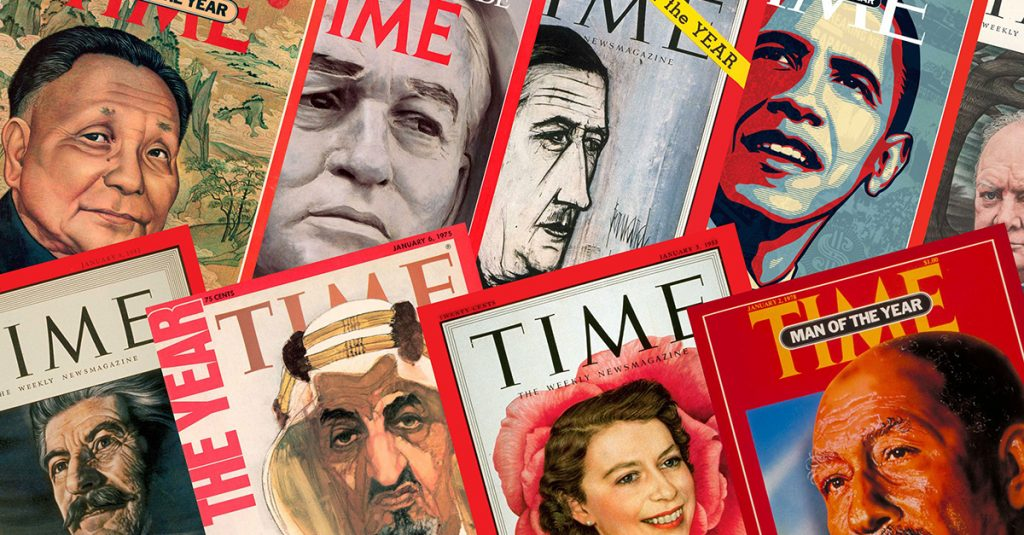 28 Momentous Facts About Time's Person of the Year