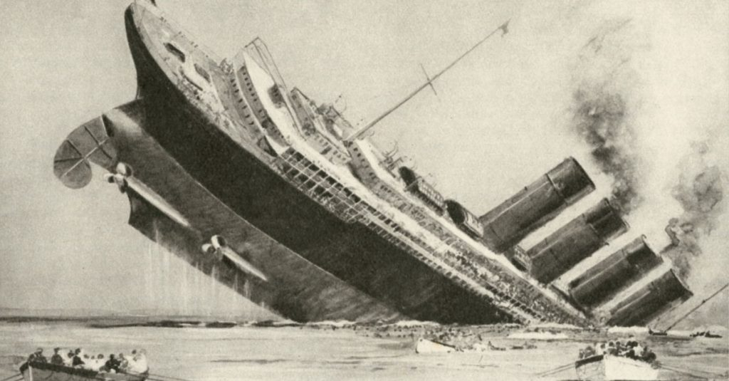 40 Catastrophic Facts About the Lusitania
