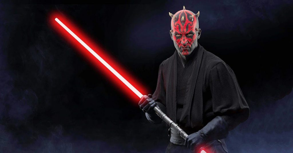 25 Fearsome Facts About Darth Maul