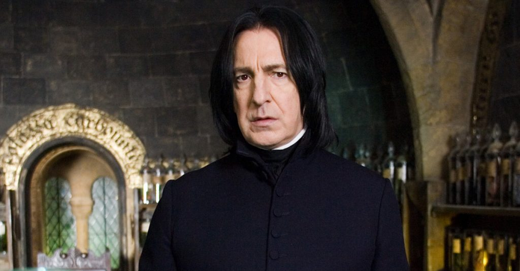 35 Tragic Facts About Professor Snape, Hogwarts' Tormented Potions Master