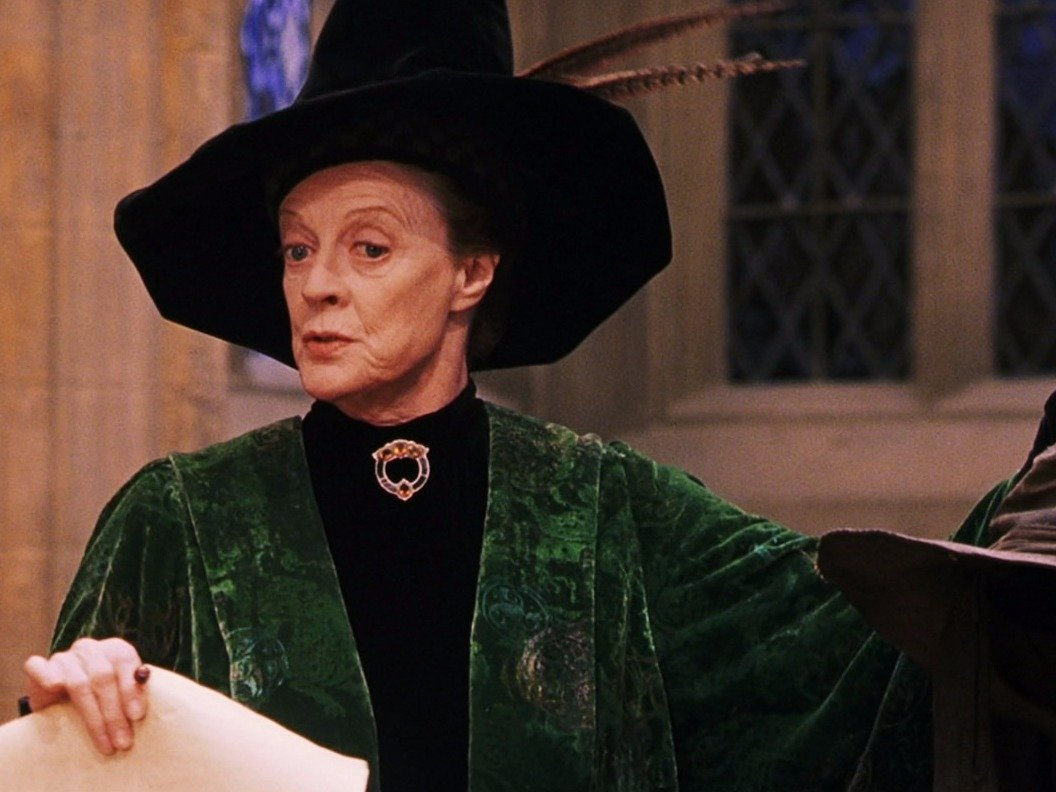 Professor Minerva McGonagall facts