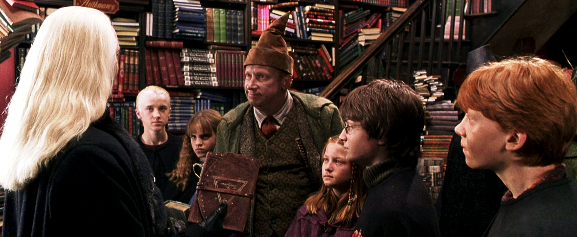 The Weasleys facts