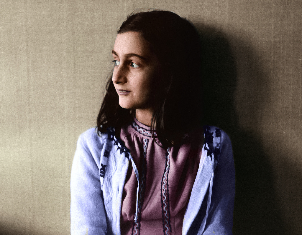 Anne Frank Facts