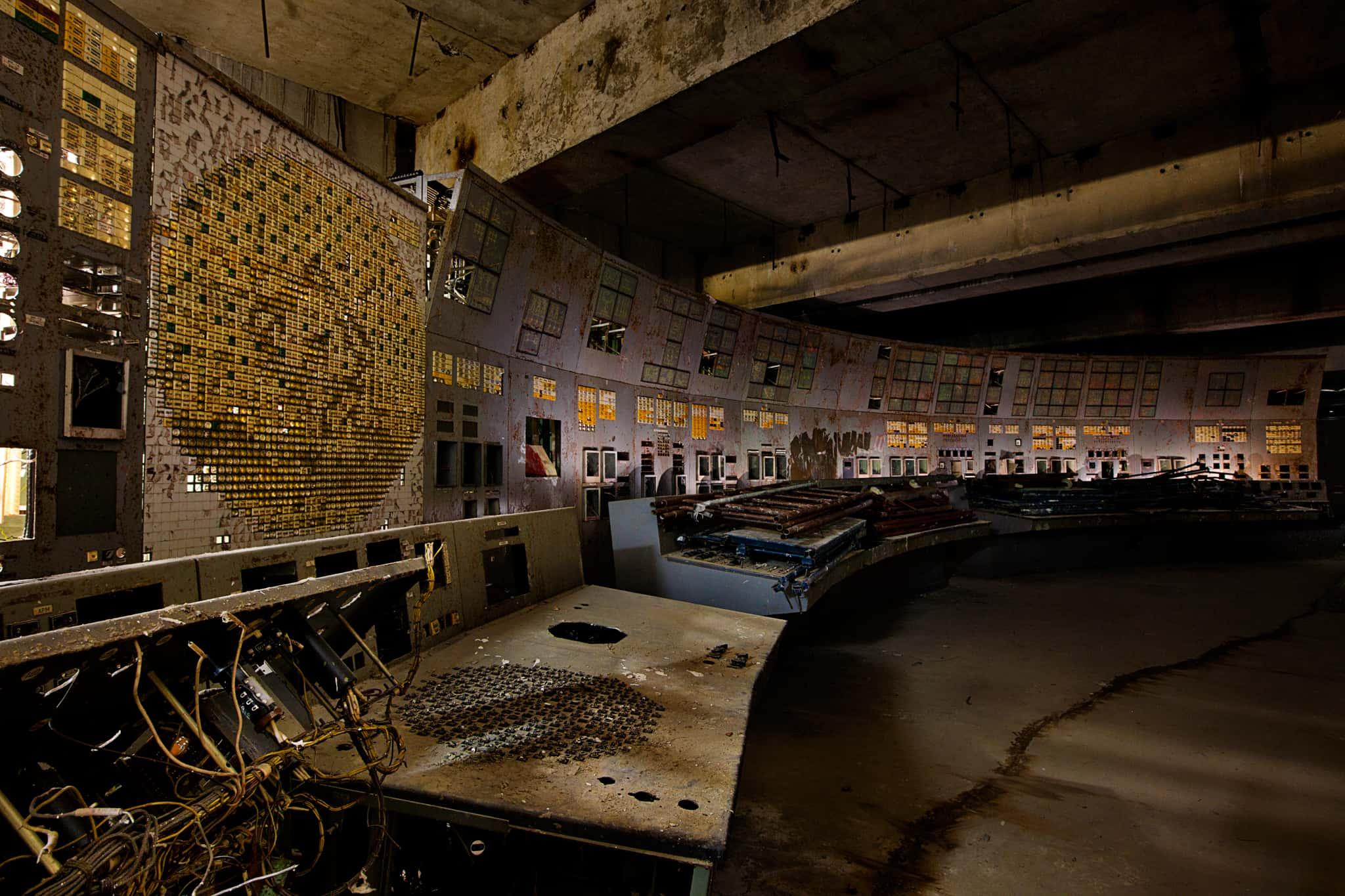 the chernobyl