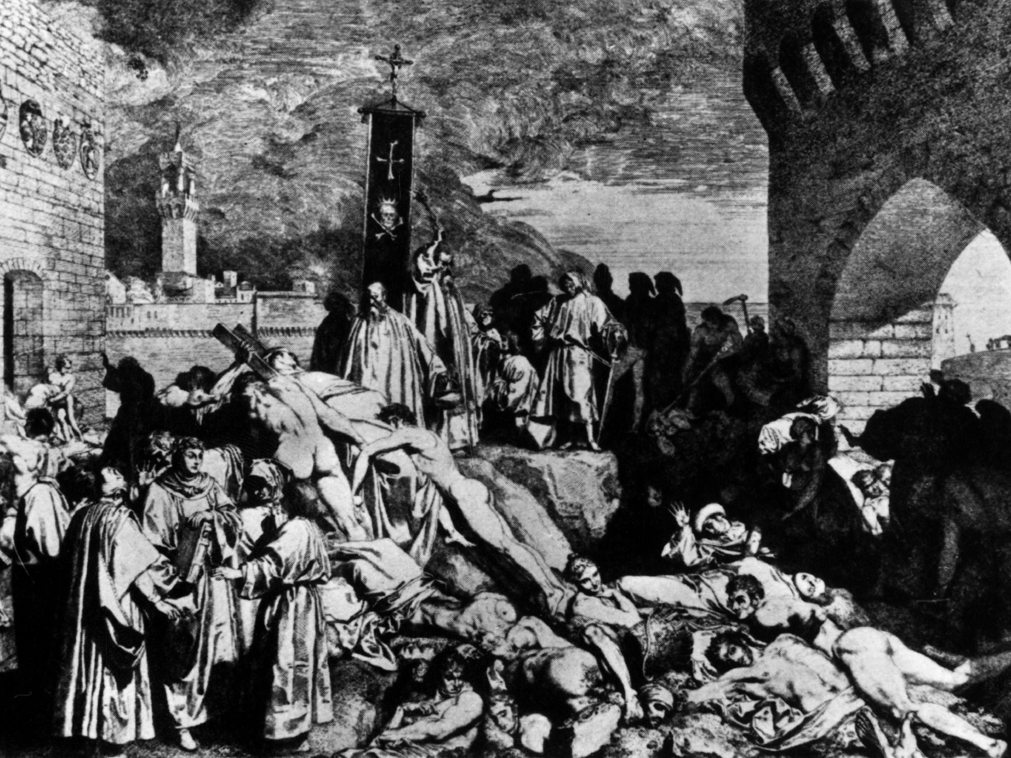 40 Bubonic Facts About The Black Death