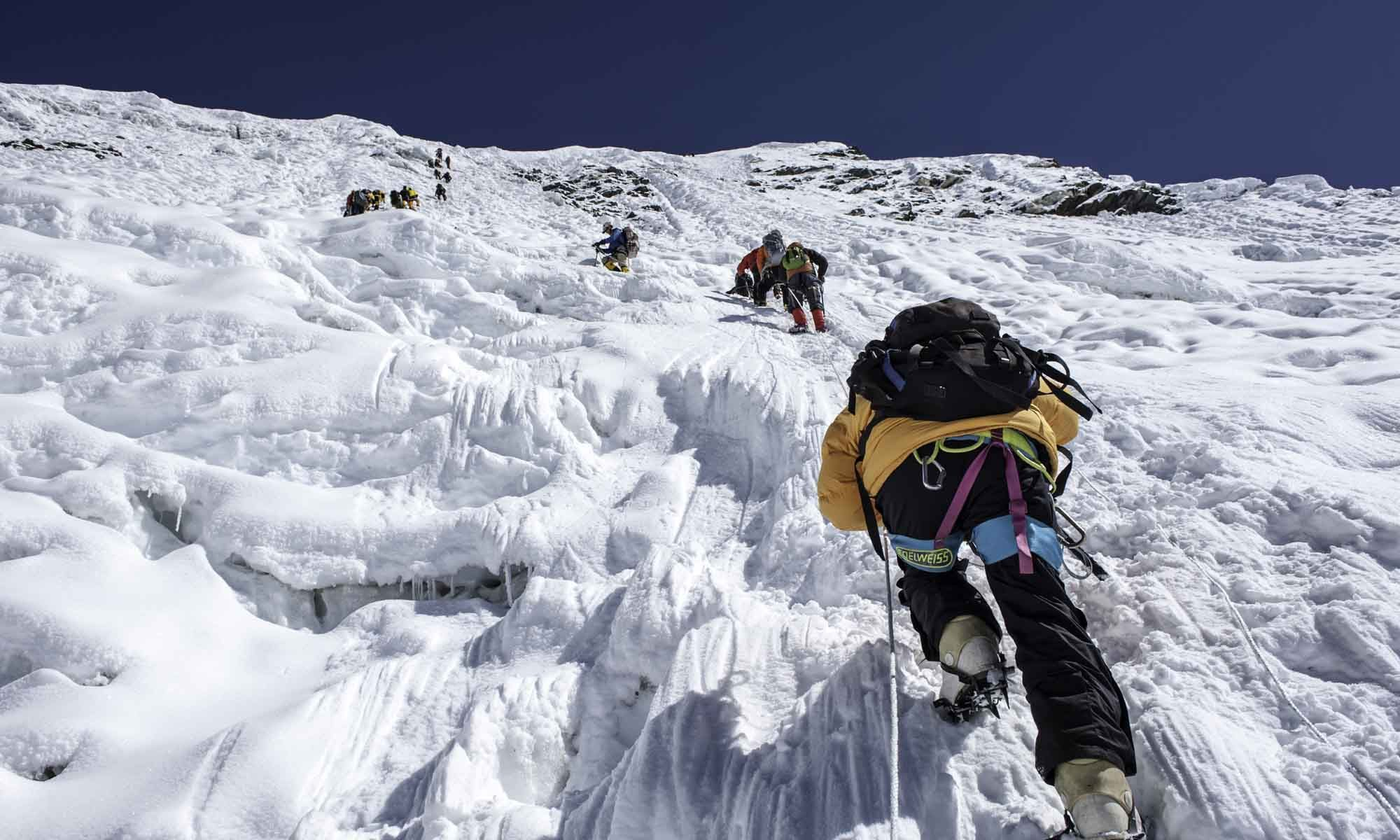 42 High-Altitude Facts About Mount Everest