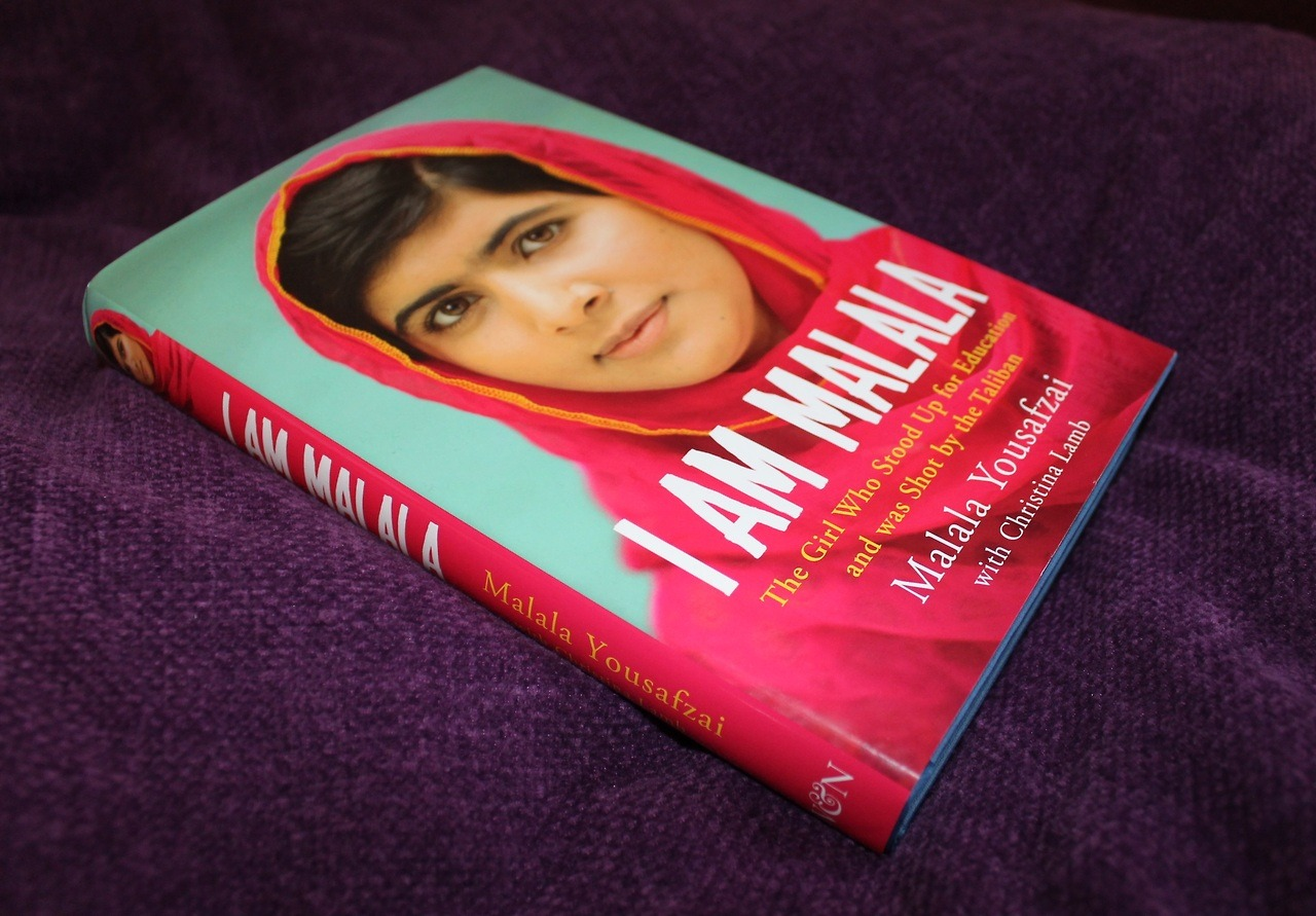 Malala Yousafzai facts