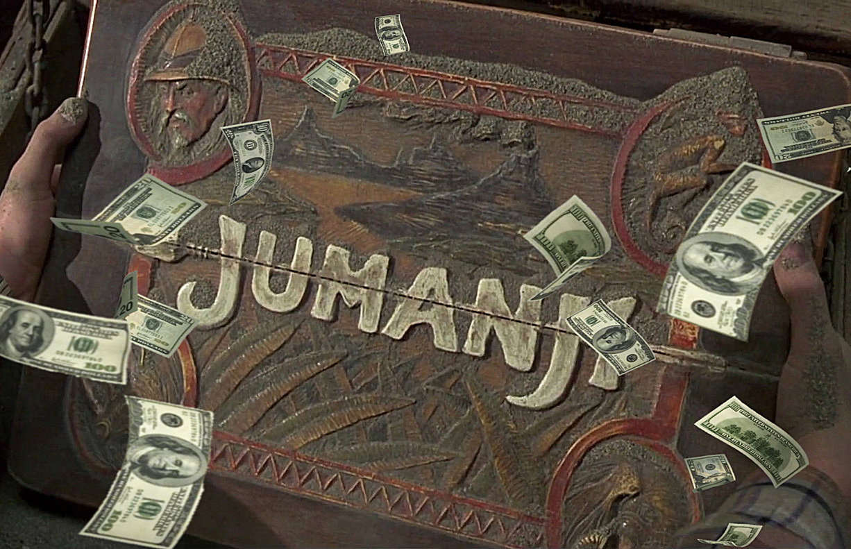 Jumanji facts