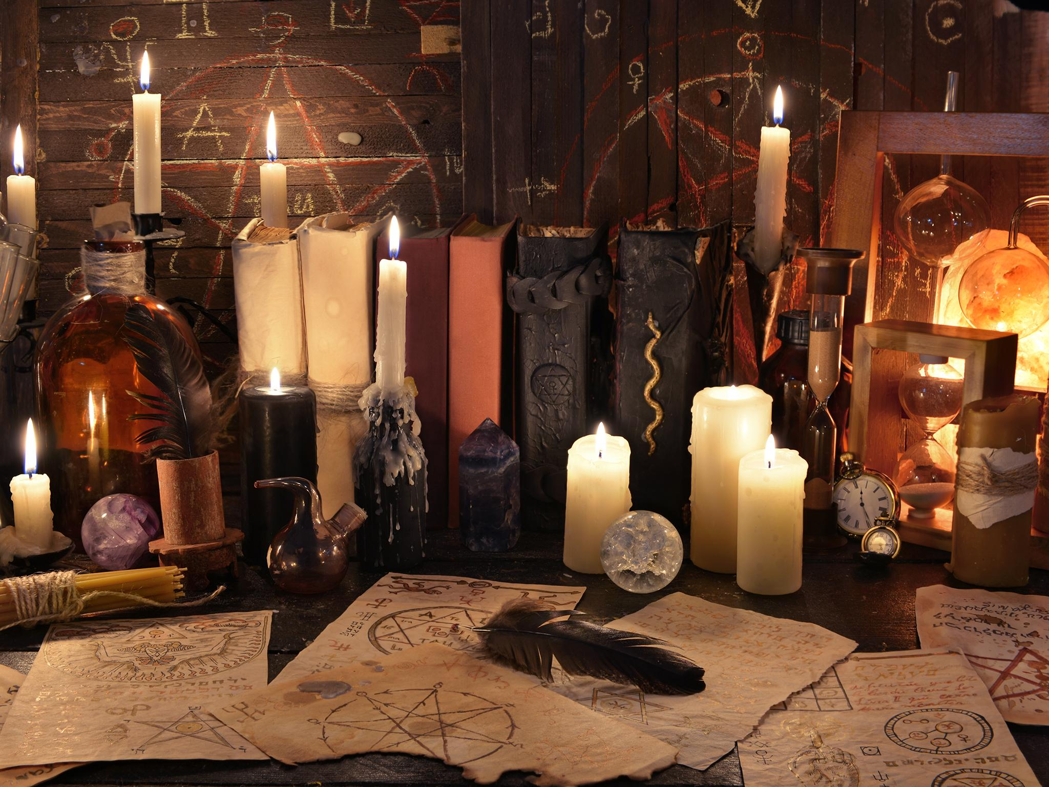 Spiritualism and the Occult facts