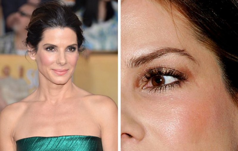 Sandra Bullock facts