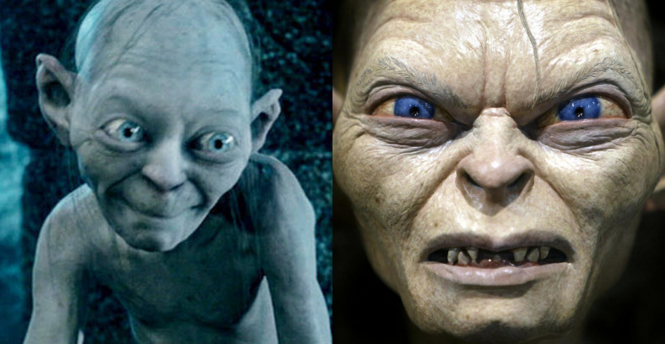 Gollum facts