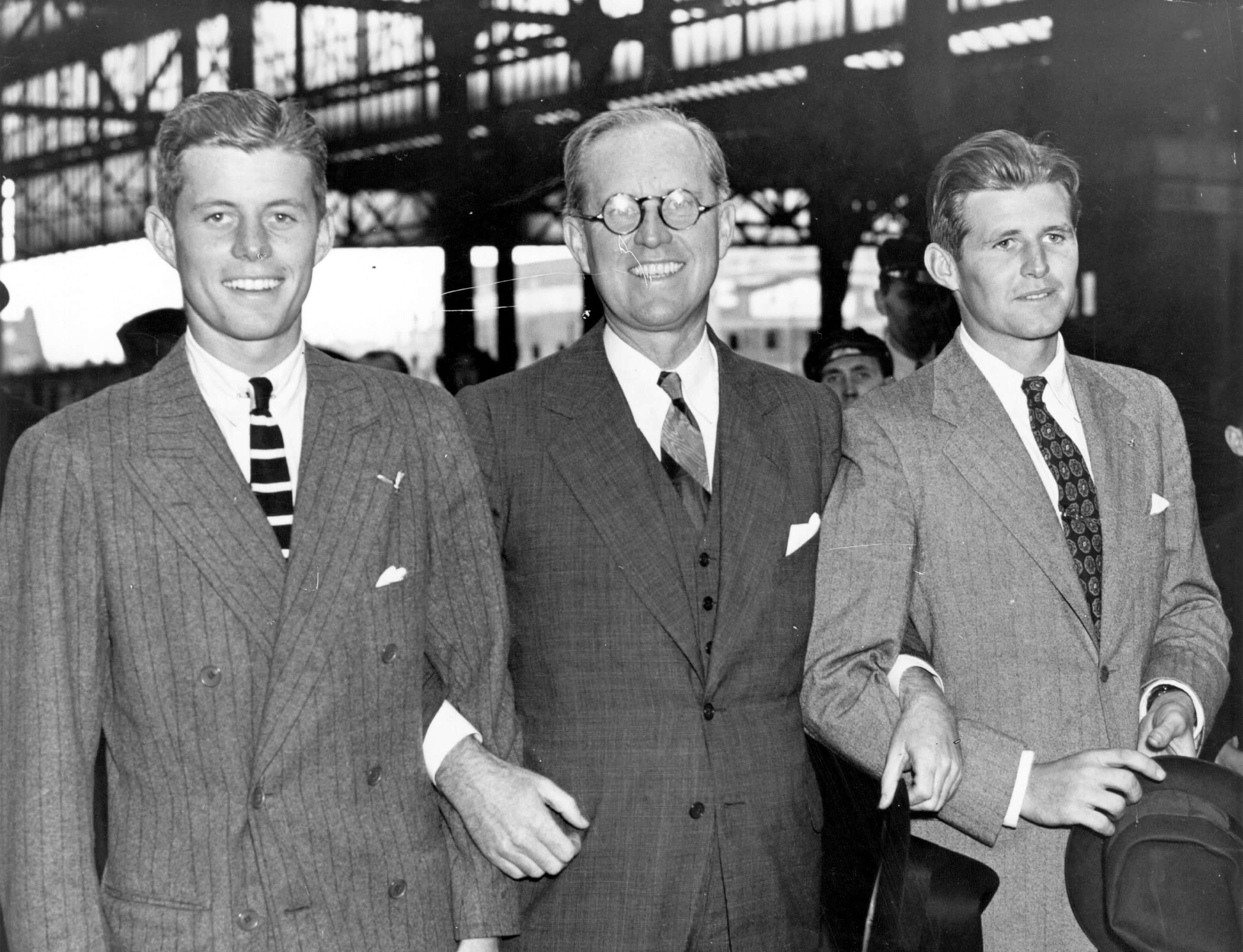 John F. Kennedy facts