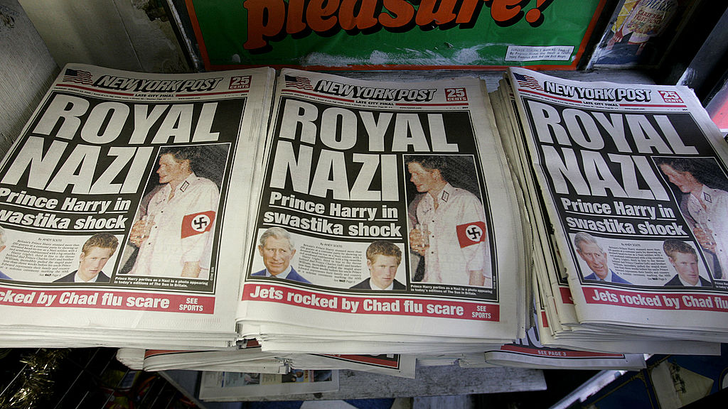 Prince Harry Facts