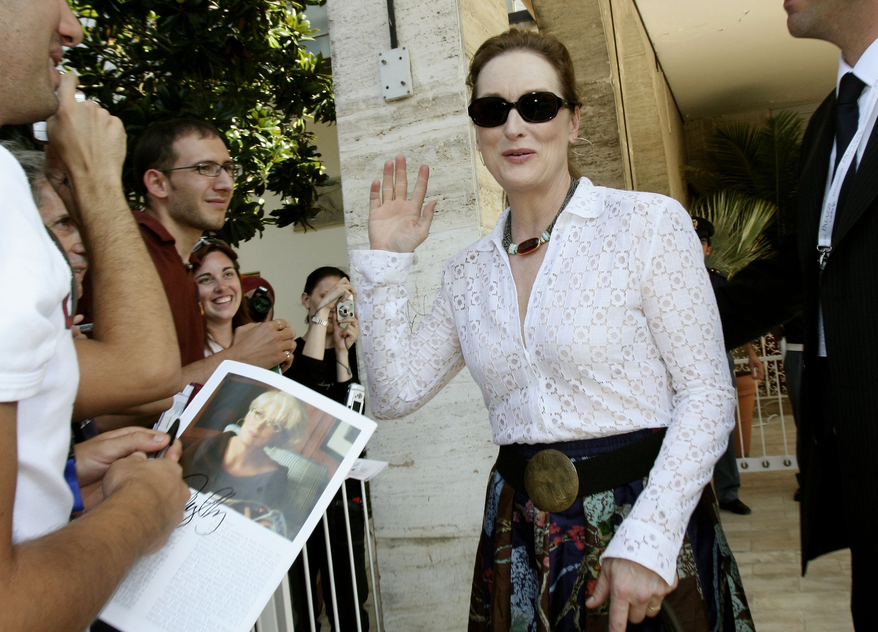 Meryl Streep Facts