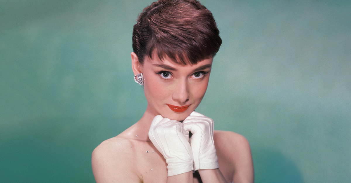 Audrey Hepburn Facts