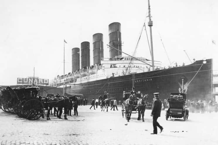LusitaniaFacts