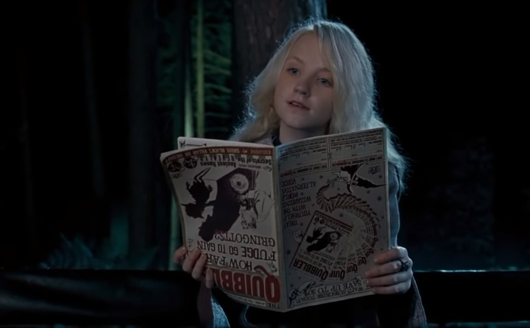 Luna Lovegood Facts