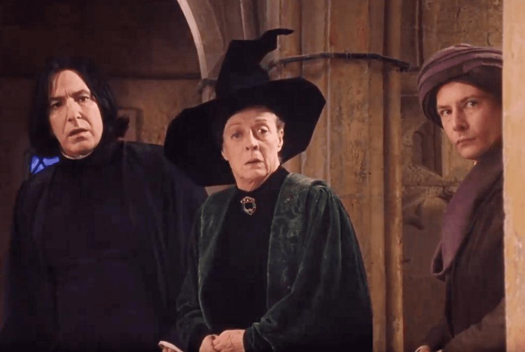 Minerva McGonagallfacts