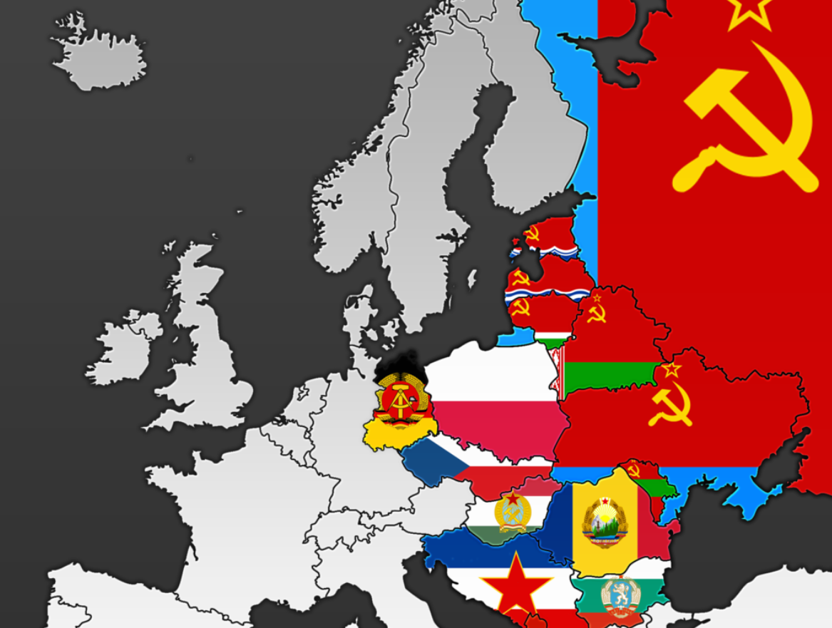 Iron Curtain Facts