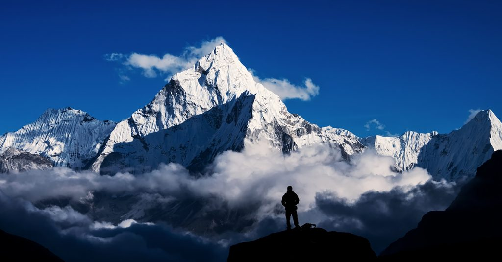 High-Altitude Facts About Mount Everest
