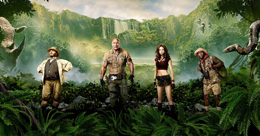 42 Wild Facts About Jumanji: Welcome to the Jungle