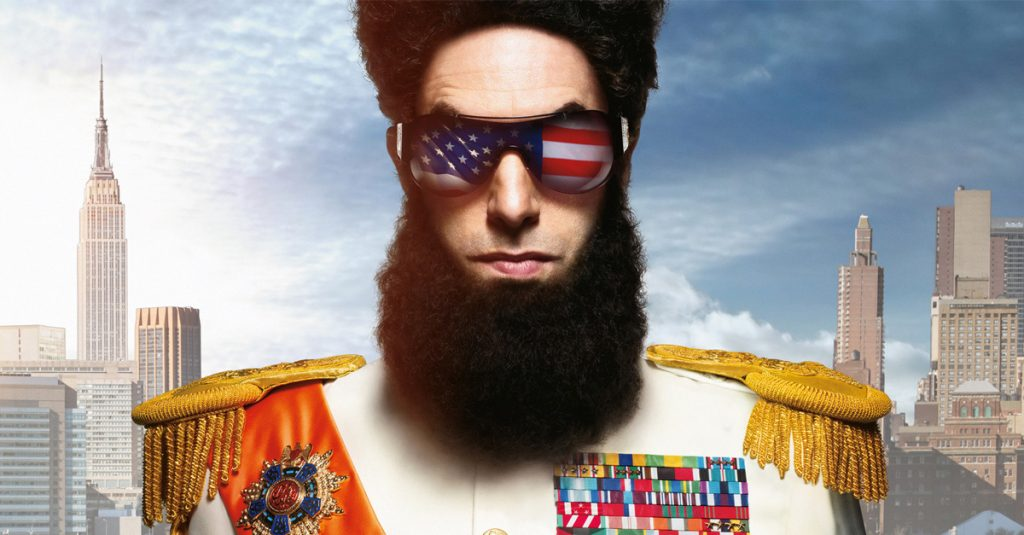 24 Outrageous Facts About Sacha Baron Cohen Films