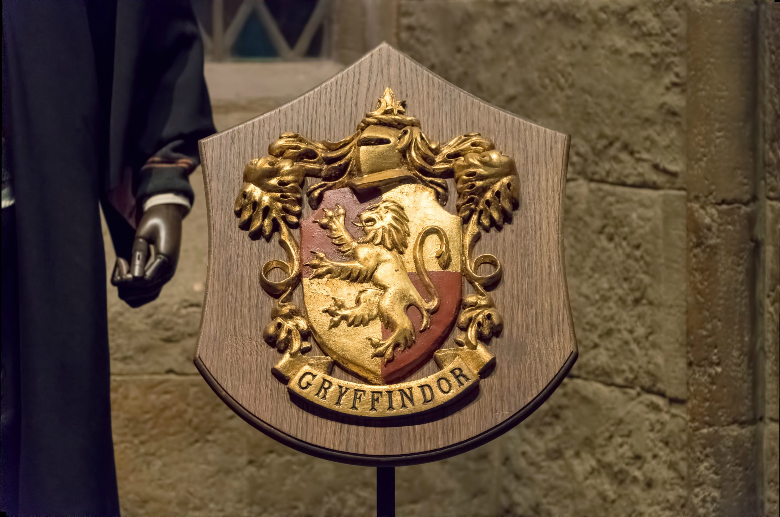 House of Gryffindor Facts