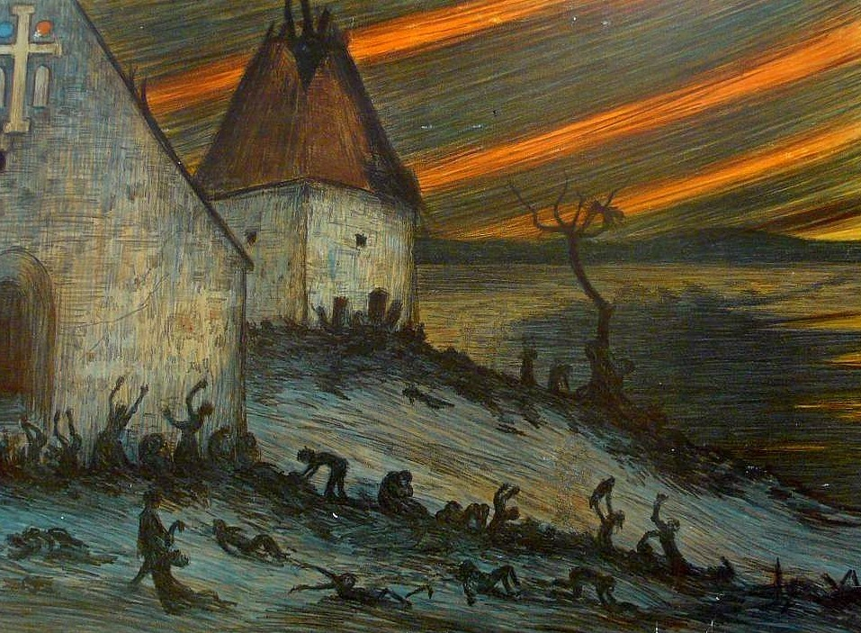 The Black Death facts