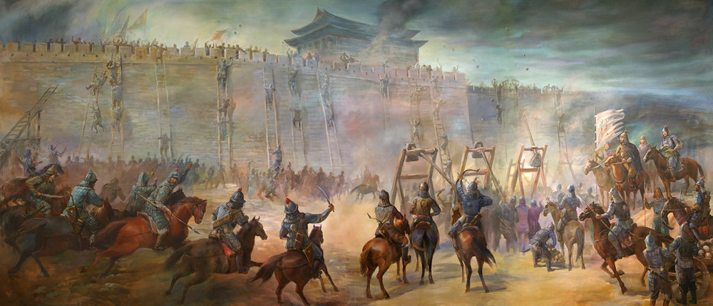 The Mongol Empire facts