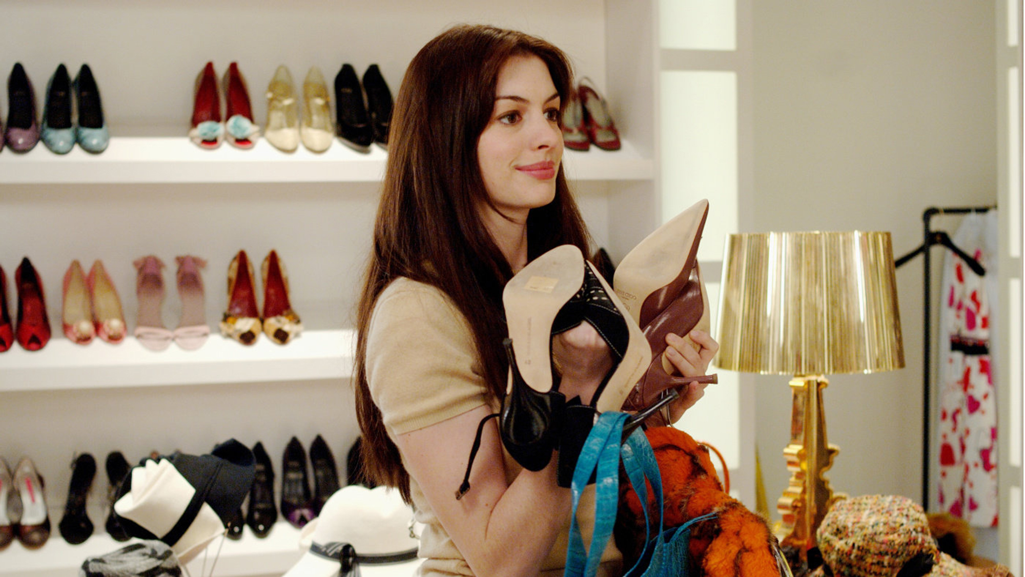 Anne Hathaway facts