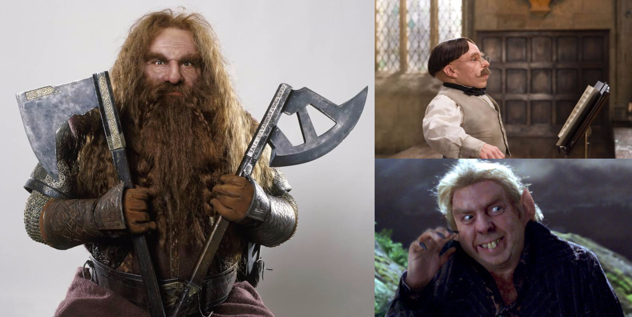 Gimli The Dwarf facts