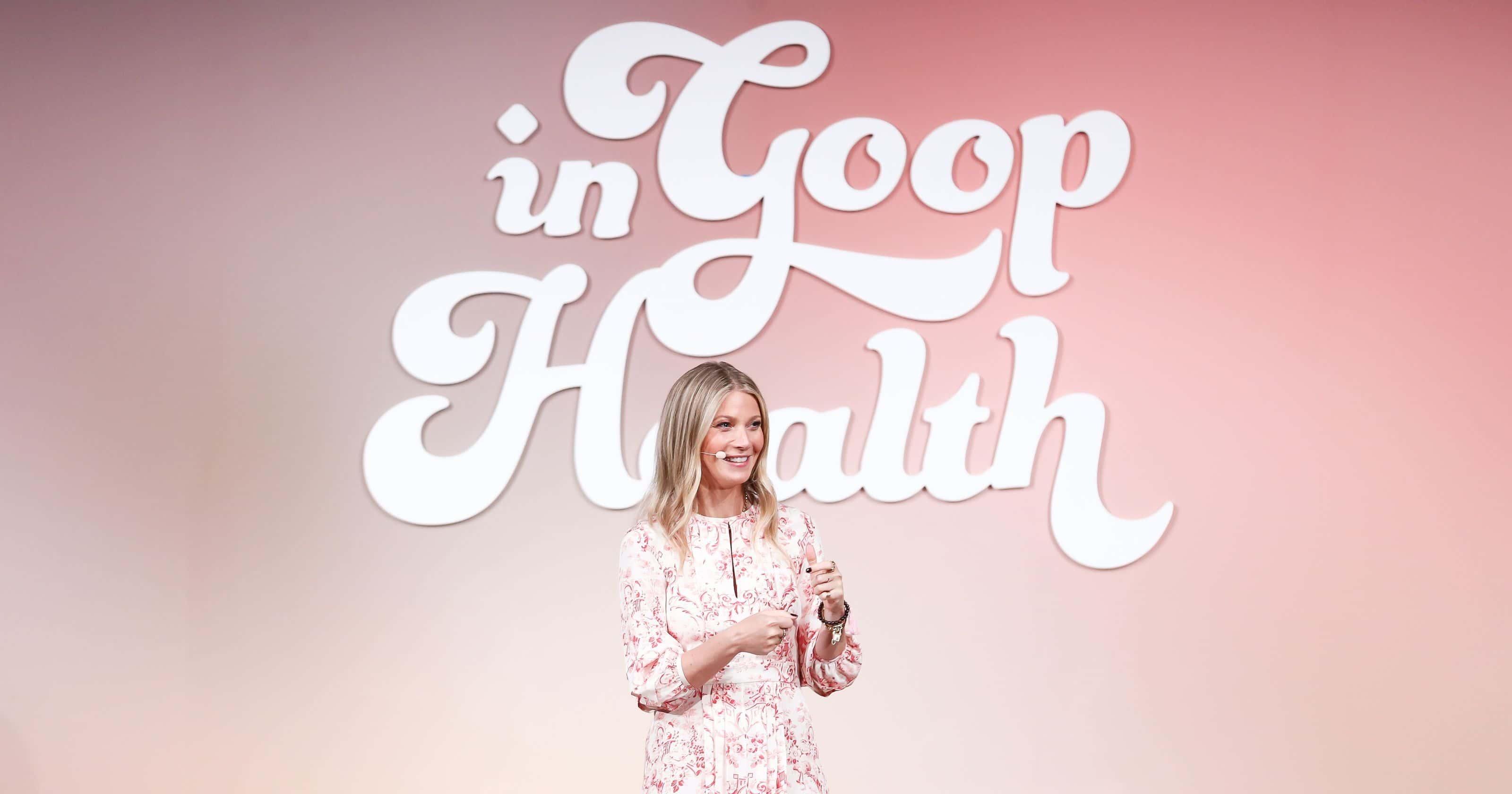 gwyneth paltrow facts