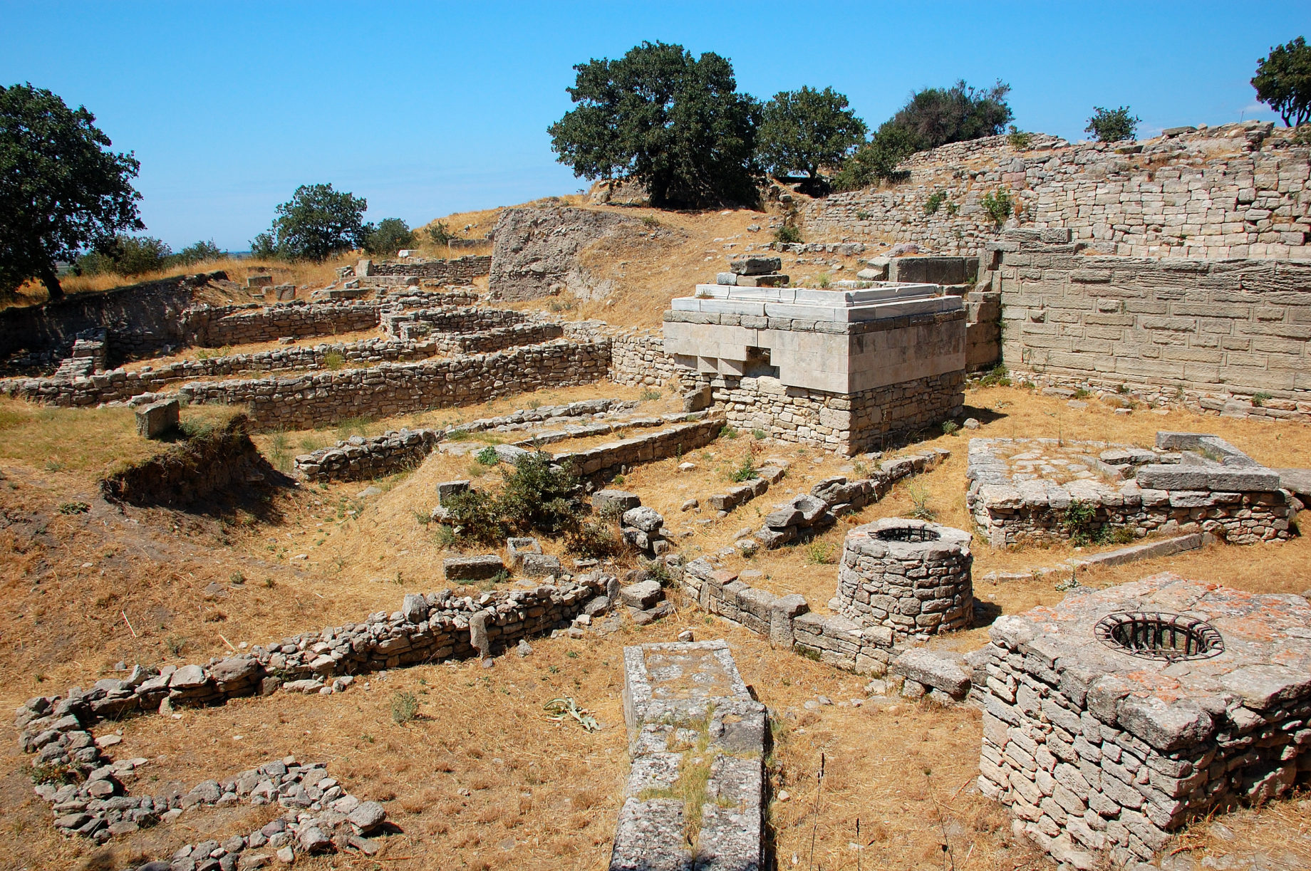 Trojan War FactsAncient City of Troy, Turkey